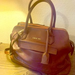 Brown Satchel Bag